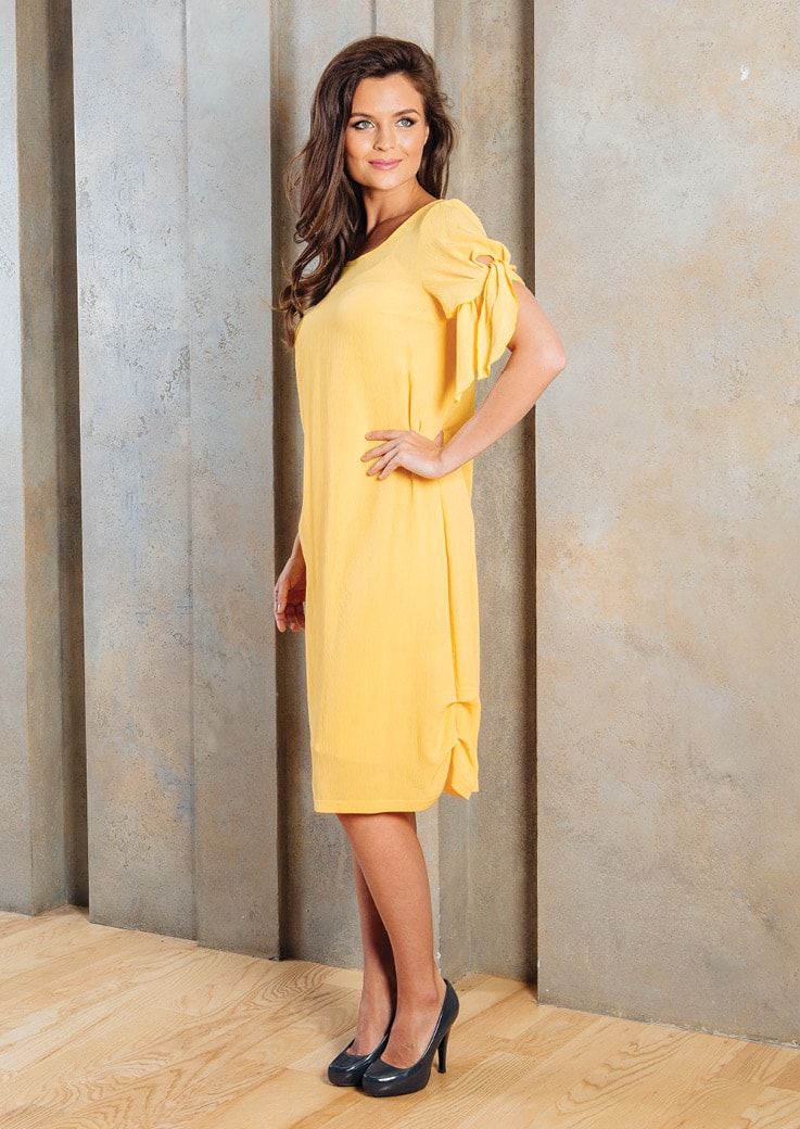 Летние платье TopDesign А7 103