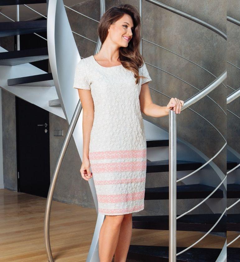 Платье нарядное TopDesign РА7 48