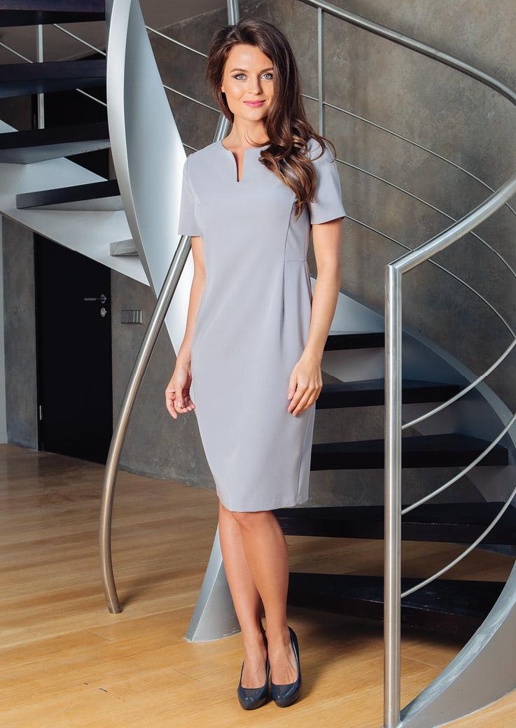Элегантное платье TopDesign РА7 32
