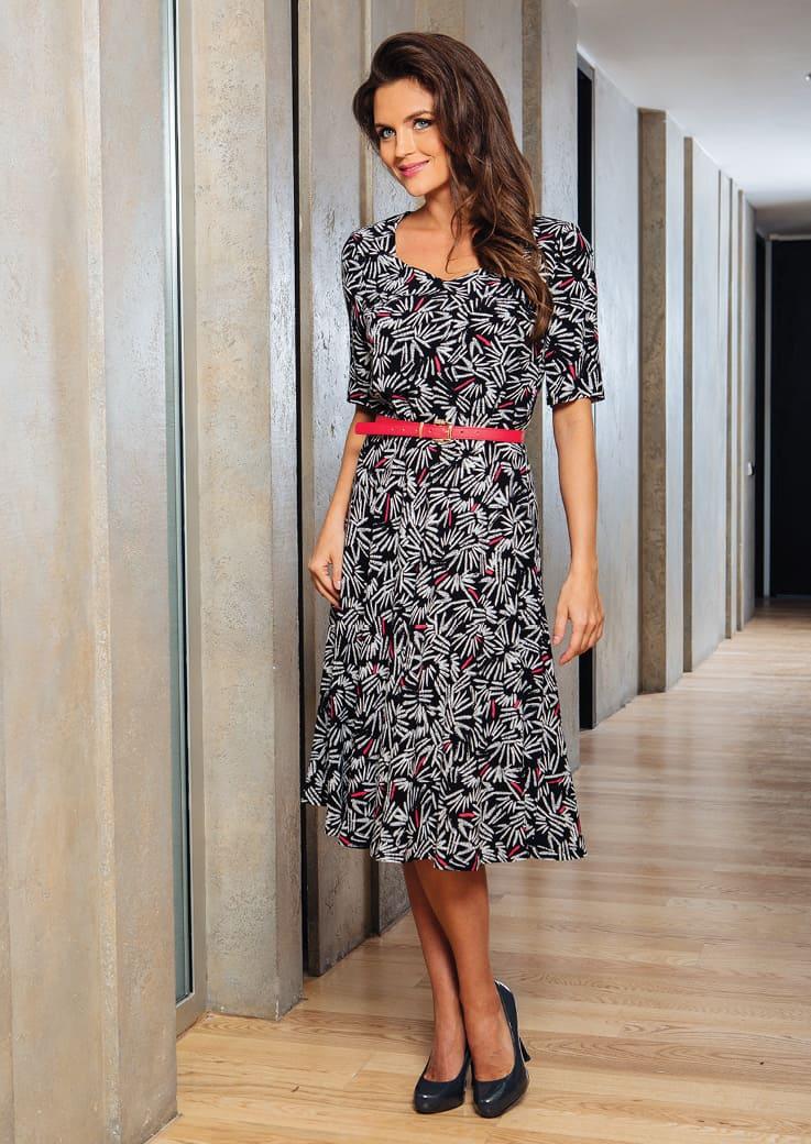Женское летние платье TopDesign А7 004