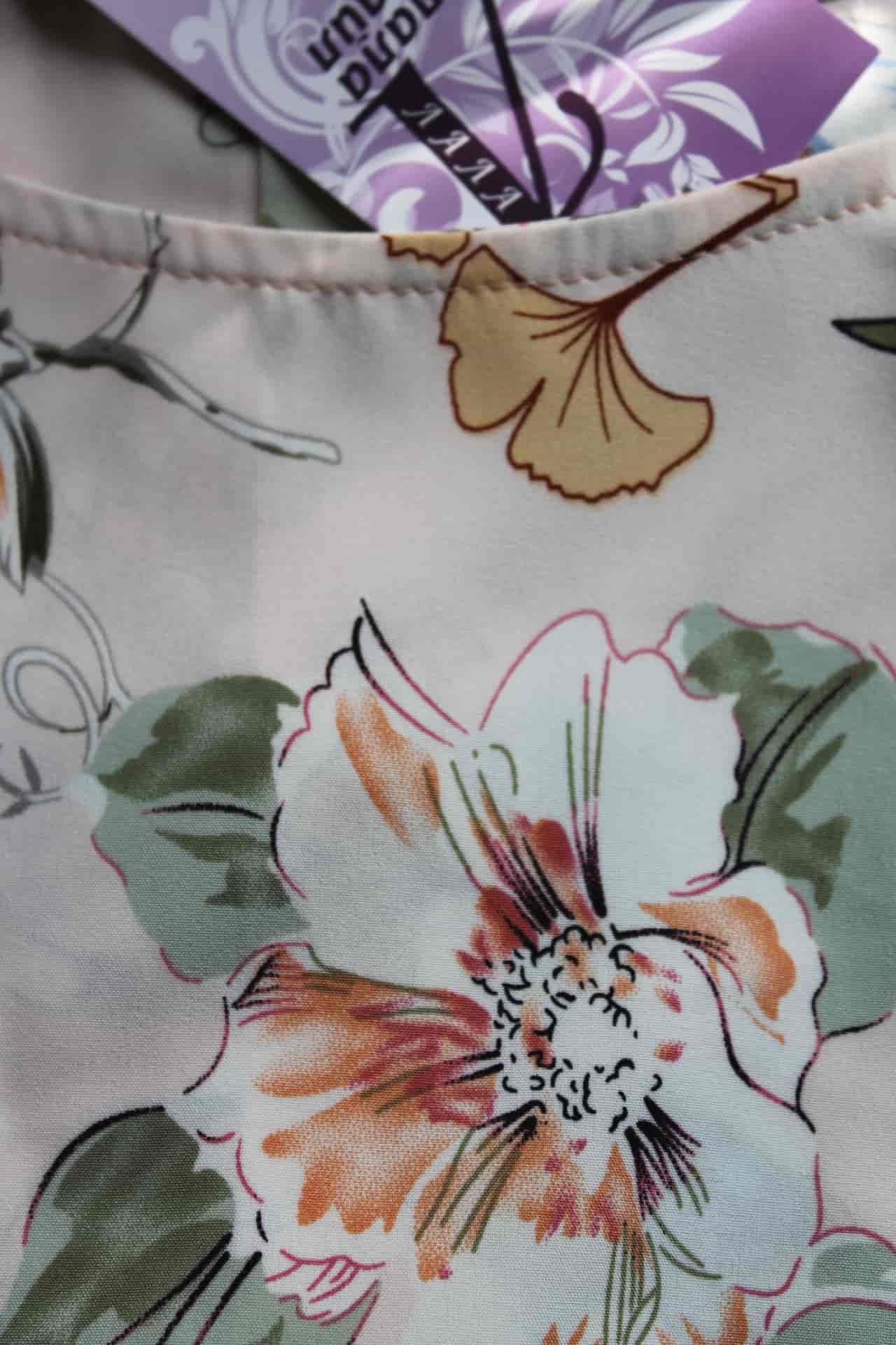 Красивое летние платье LalaStyle 1263-144