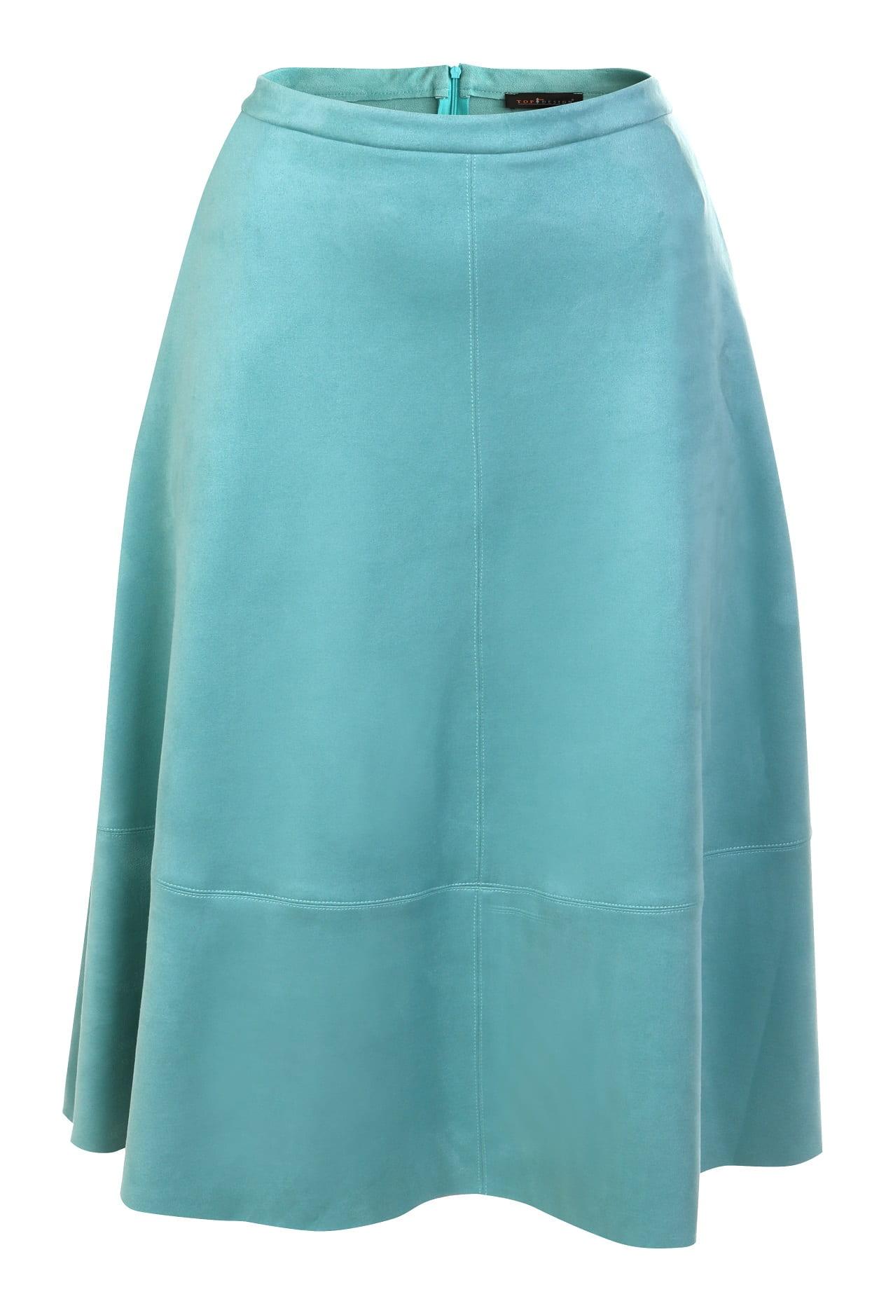 Шикарная летняя юбка Top Design PA7 39