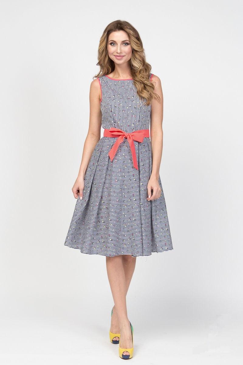 Стильное платье Lala Style 1239-94