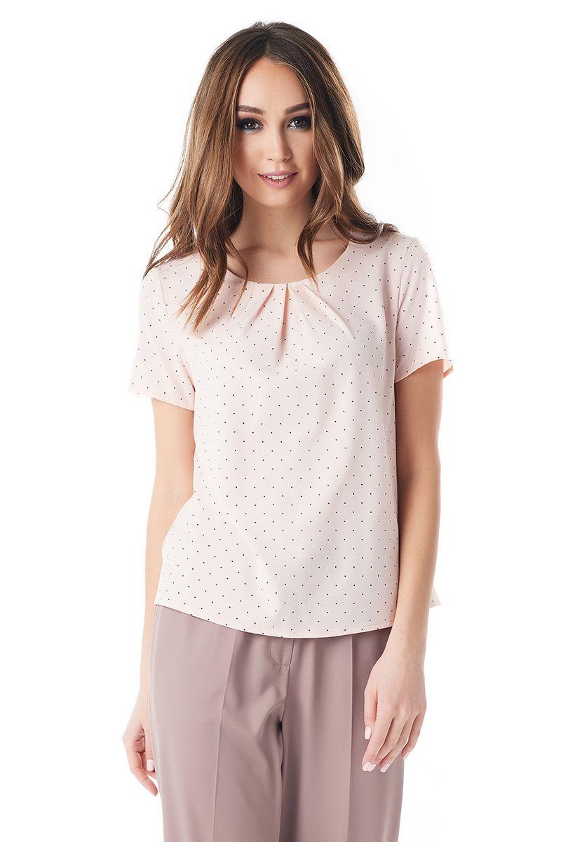 Модная блузка на лето Lala Style 1384-210