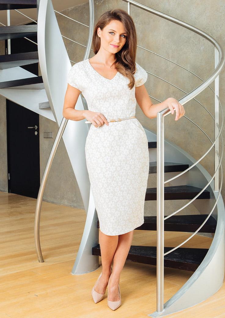 Женское платье на торжественный день TopDesign РА7 45