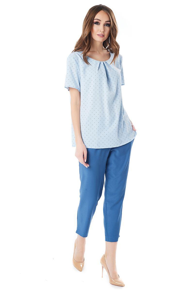 Стильная блузка на лето LalaStyle 1384-213