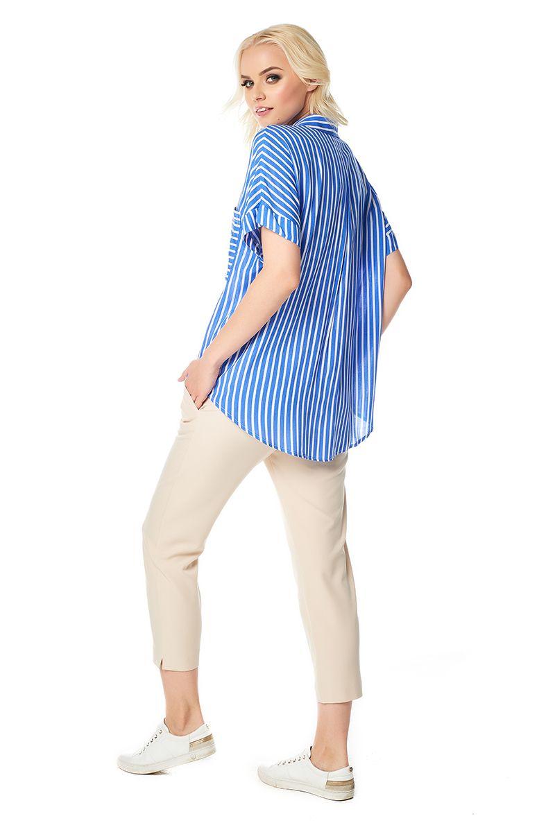 Свободная блузка LalaStyle 1402-262