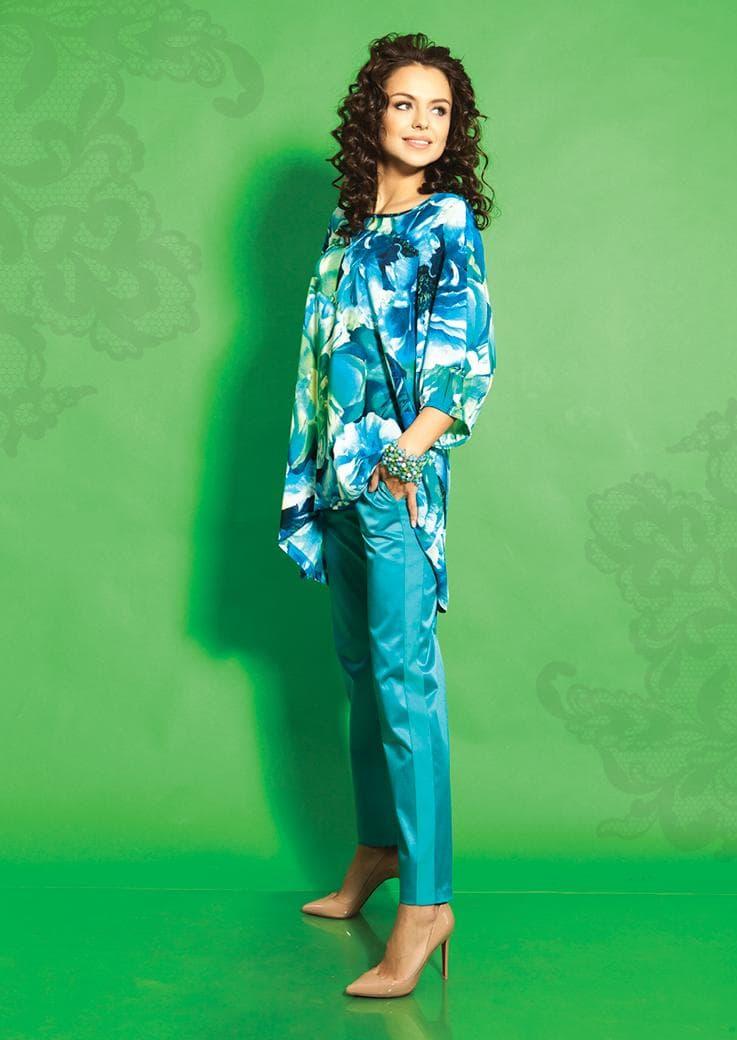 Модные женские брюки TopDesign РА5 24