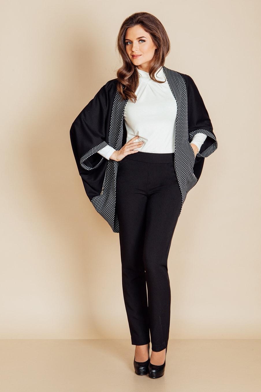 Женский модный жакет TopDesign B6 046