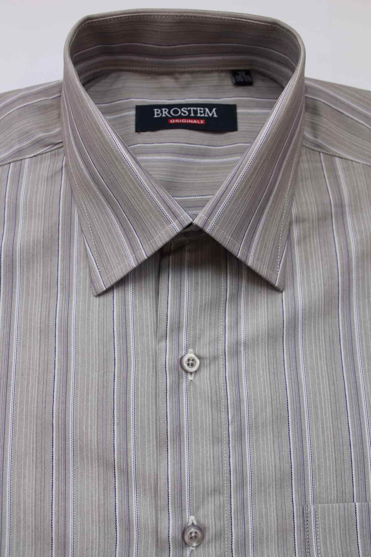 Стильная мужская рубашка Brostem 40596