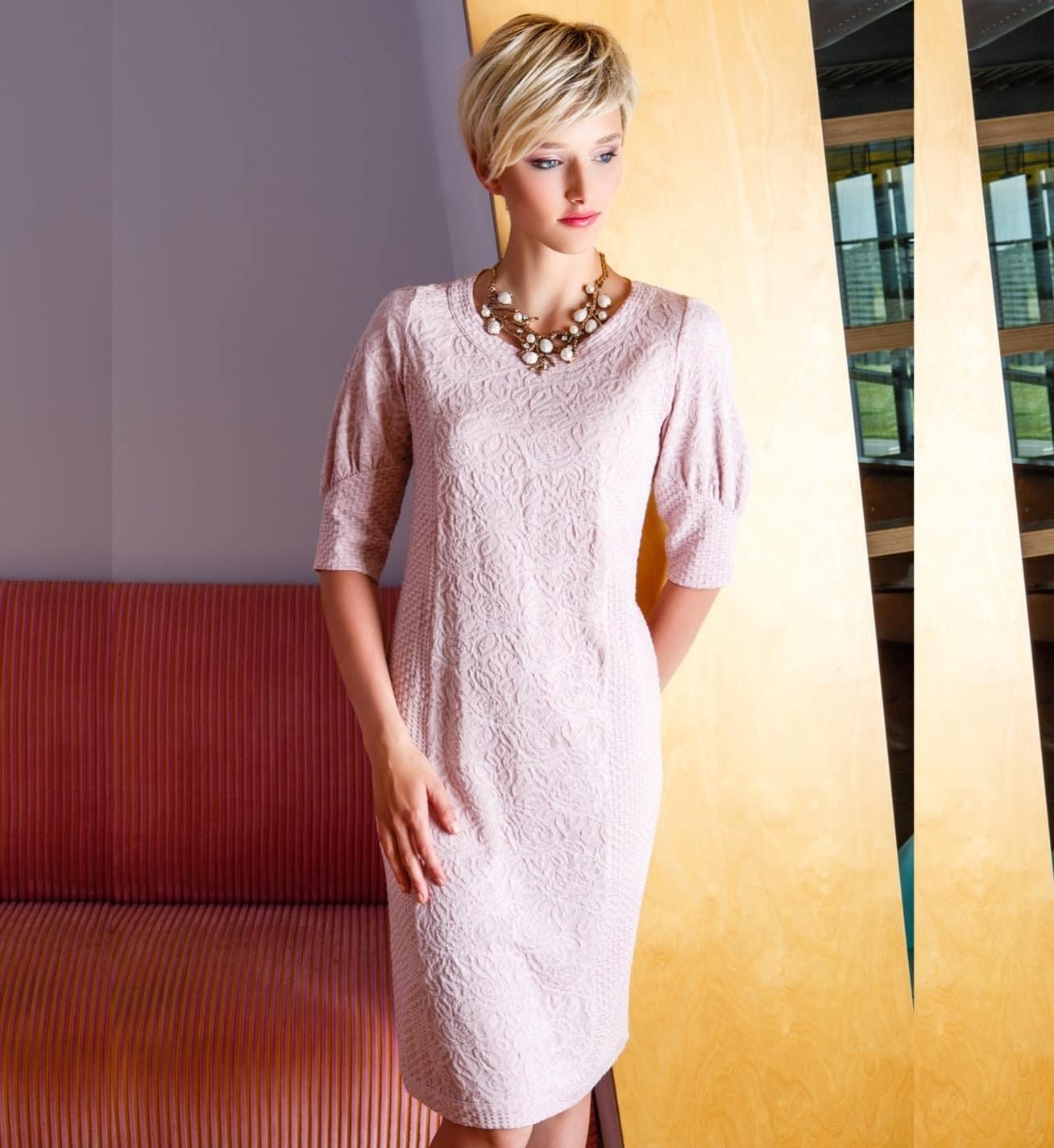 Элегантное женское платье Flaibach 052S6