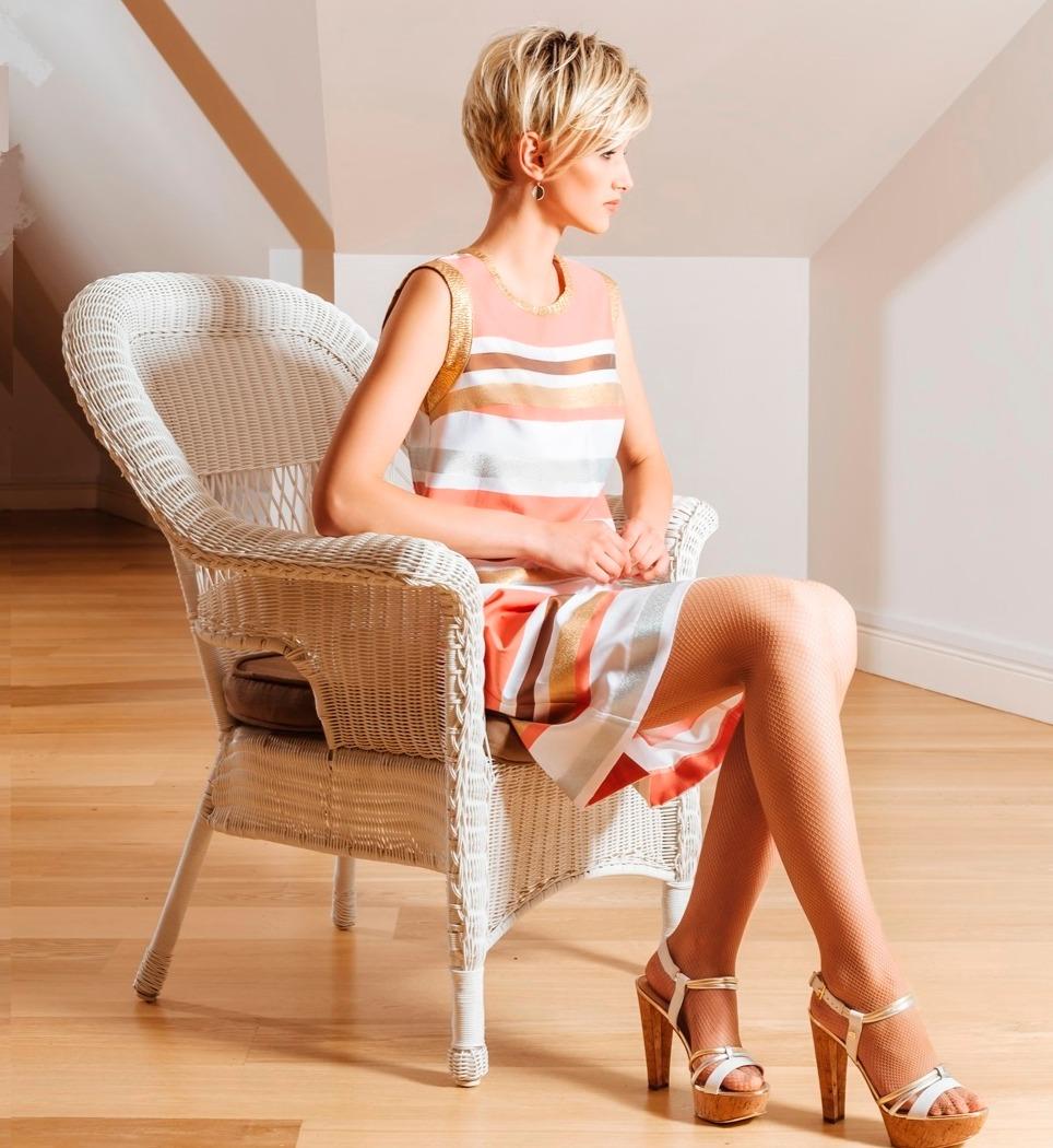 Нарядное женское платье Flaibach 020S5