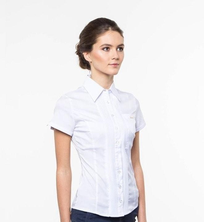 Женская рубашка короткий рукав Marimay 905-1239-1