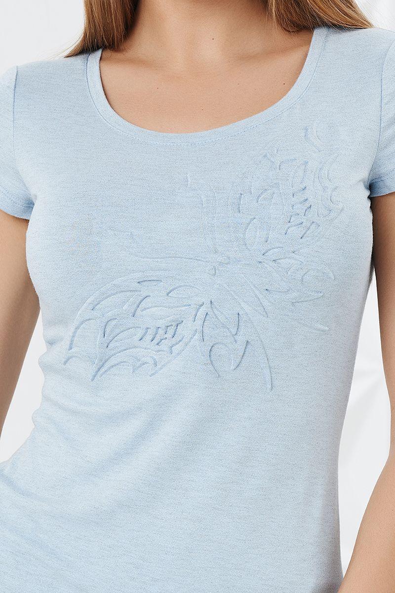 Блузка женская с 3D эффектом LalaStyle 1465