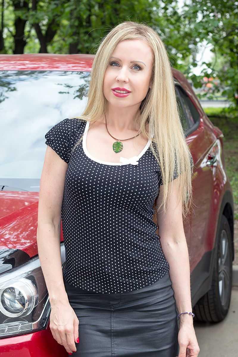 Черная блузка в белый горошек Lala Style 1099