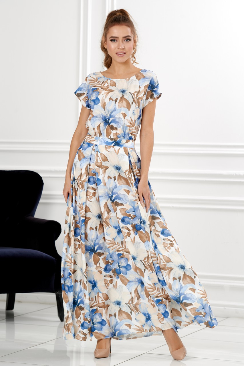 Женское платье Lala Style S01102-313