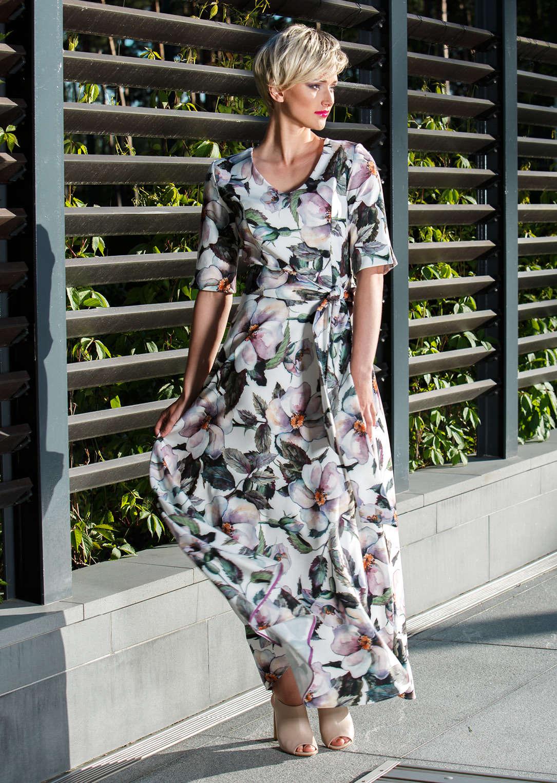 Шикарное платье Flaibach 131S7