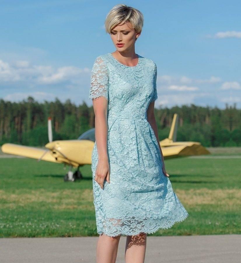 Красивое летнее платье Flaibach 022S8