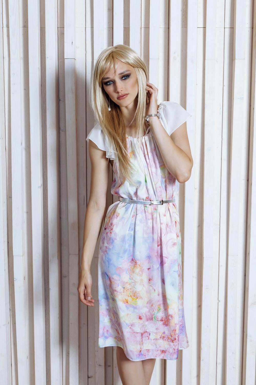 Модное платье Flaibach 055S5