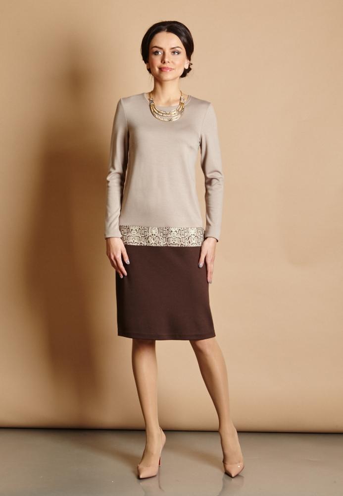 Женское платье Top Design В5 024