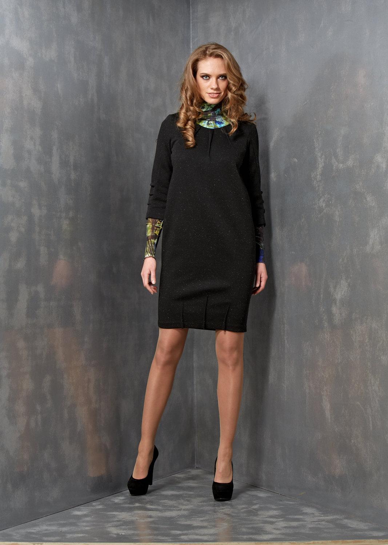 Стильное женское платье TopDesign B3 097